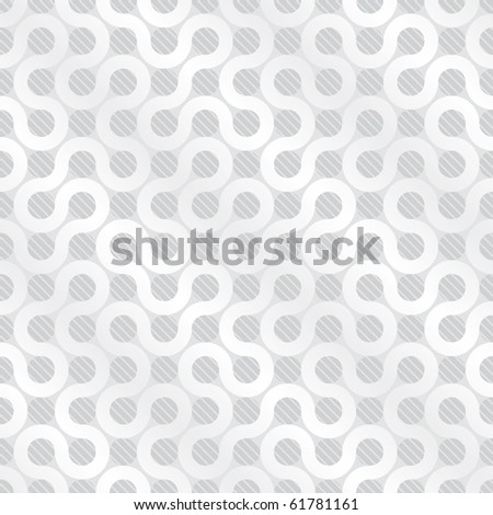 Abstract light gray flow background (seamless pattern or texture)