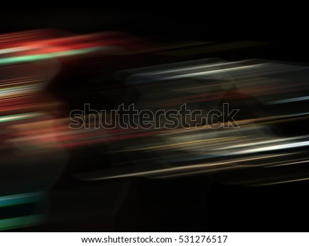 Abstract light leaks motion blur effect  for background #531276517