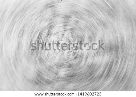 abstract light scratch background / white scratch damage, industrial wall material #1419602723