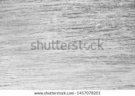 abstract light scratch background / white scratch damage, industrial wall material #1457078201
