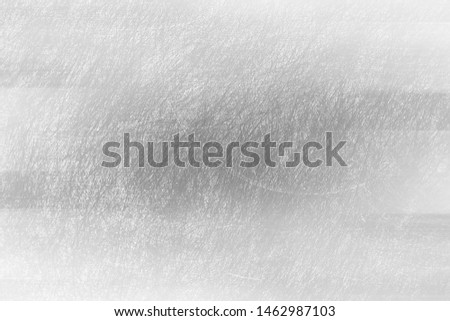 abstract light scratch background / white scratch damage, industrial wall material #1462987103