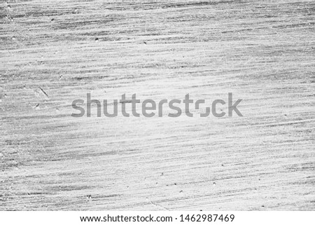 abstract light scratch background / white scratch damage, industrial wall material #1462987469