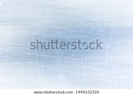 abstract light scratch background / white scratch damage, industrial wall material #1496532326