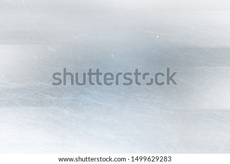 abstract light scratch background / white scratch damage, industrial wall material #1499629283