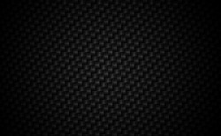 Abstract look black color thread background. Black Cloth stich pattern texture. Black rope stitch macro view.