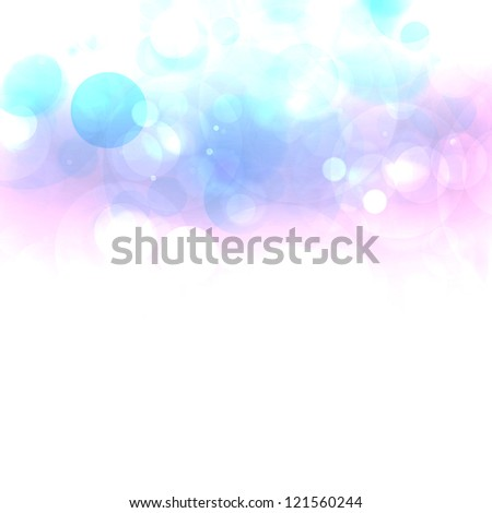 abstract luminous background with copyspace area