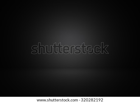 Abstract luxury black gradient with border black vignette background Studio backdrop - well use as black backdrop background, black board, black studio background, black gradient frame.