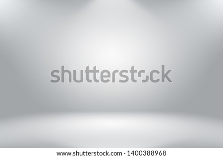 Abstract luxury blur Grey color gradient, used as background studio wall for display your products.