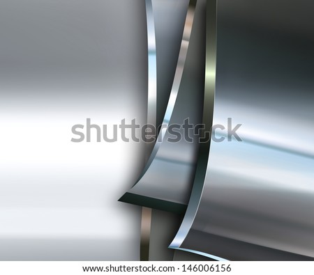 abstract metal background for your projects