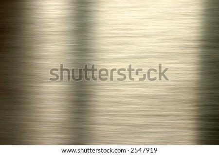 Abstract metallic background blur.