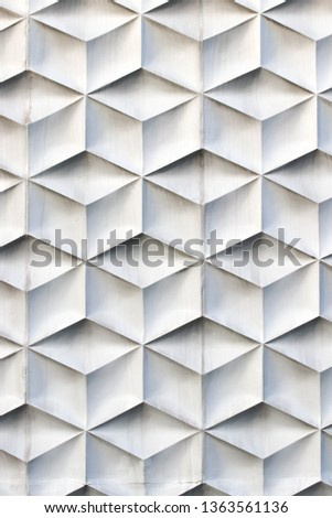 Abstract modern architecture.modern architecture detail.Texture, pattern, geometry