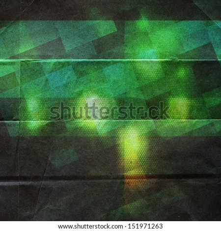abstract mosaic background,  grunge  paper texture #151971263