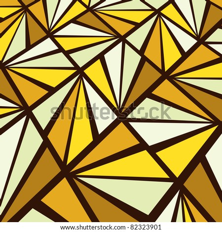 abstract mosaic background, raster version
