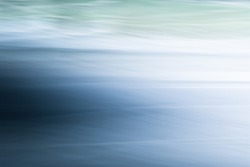 Abstract motion blurred background