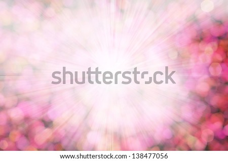 Abstract Motion light  background