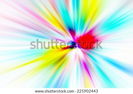 abstract multi   color background