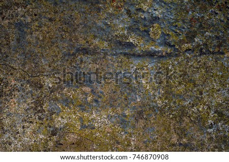 Abstract multicolor grunge background with abstract colored texture. Various color pattern elements. Old  vintage scratches, stain, paint splats, brush strokes, dots, spots. Weathered wall backdrop #746870908