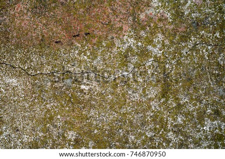 Abstract multicolor grunge background with abstract colored texture. Various color pattern elements. Old  vintage scratches, stain, paint splats, brush strokes, dots, spots. Weathered wall backdrop #746870950