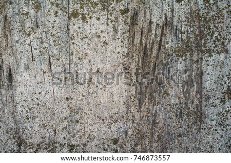 Abstract multicolor grunge background with abstract colored texture. Various color pattern elements. Old  vintage scratches, stain, paint splats, brush strokes, dots, spots. Weathered wall backdrop #746873557