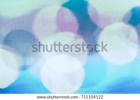 Abstract multicolored circles.  #711104122