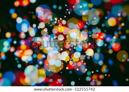 Abstract multicolored fractal composition. Magic explosion star with particles #522555742
