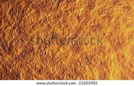 abstract of a rusted metal texture