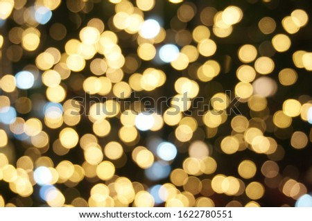 Abstract of bokeh pastel background