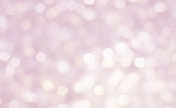 Abstract of bokeh pastel background. Bokeh light, shimmering blur spot lights on multicolored abstract background