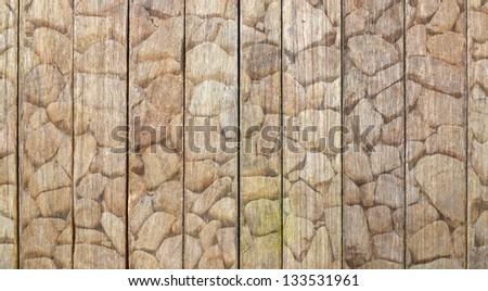 Abstract of Creative Wood Background