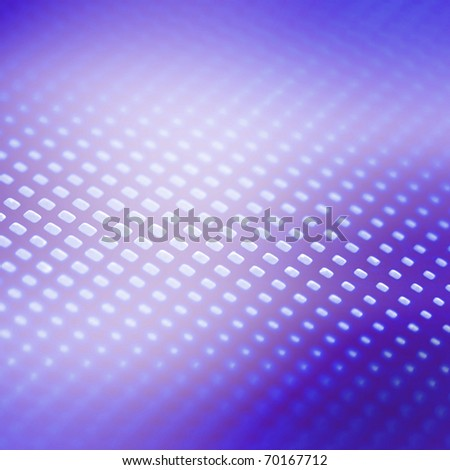 Abstract of purple Light Rays