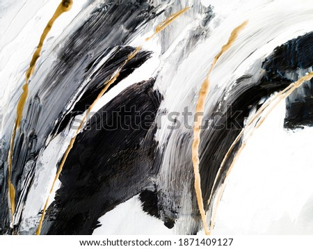 Abstract oil texture background. Paint on canvas. Contemporary art. Contemporary art.