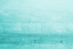 Abstract old background and texture in turquoise, blue, black and ocean blue. Free area with text space in retrolook