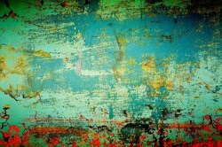 abstract old grunge wall