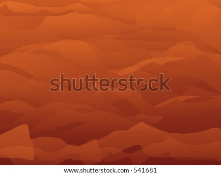 Abstract Orange Background - Many Uses