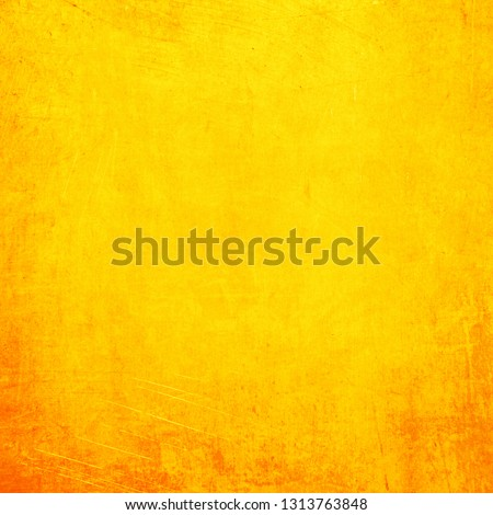 Abstract orange background texture #1313763848
