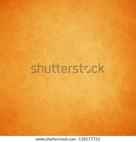 abstract orange background warm yellow color tone, vintage background texture faint grunge sponge design border, orange paper or website template background design layout, fall autumn background image
