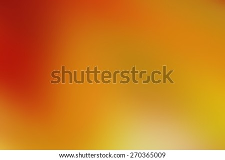 Abstract orange blur color gradient background for web with beautiful gradient