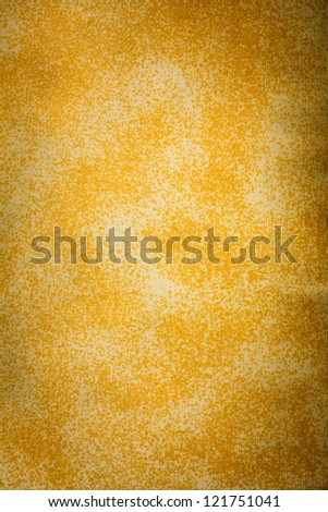 Abstract Orange Colored Background