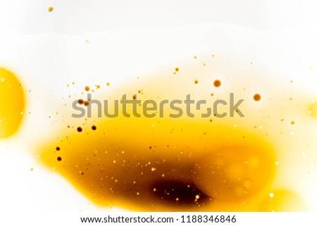 abstract organics fluids #1188346846