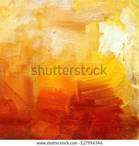 abstract pained canvas stock photo