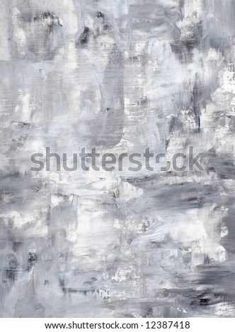 Abstract painted grunge two tones background with texture. Art is created and painted by photographer.
