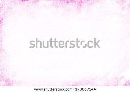 Abstract painted watercolor background or texture