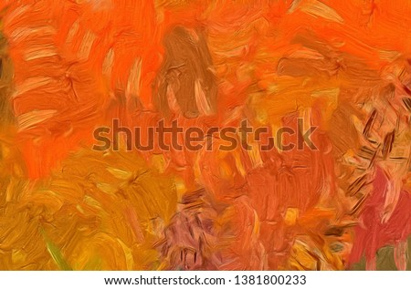 Abstract painting. Art for sale. Oil paint. Modern impressionism artwork. Contemporary wall arts. Paper or canvas print. Template for creating design poster, handmade production. Background texture.