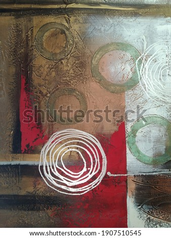 abstract painting, Background estetik, picture Stok fotoğraf ©