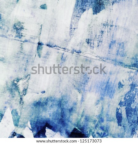 Abstract painting research paper