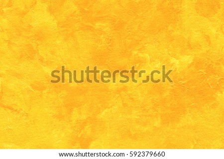 Abstract Painting Yellow Background #592379660
