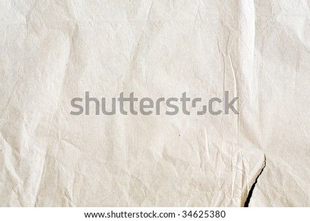 Abstract paper background - Shutterstock ID 34625380