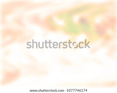 Abstract pastel soft colorful smooth blurred textured background off focus toned in beige, brown, gold and yellow color #1077746174