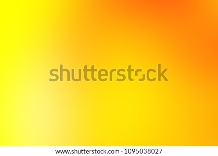 Abstract pastel soft colorful smooth blurred textured background off focus toned in gold, yellow and orange color #1095038027