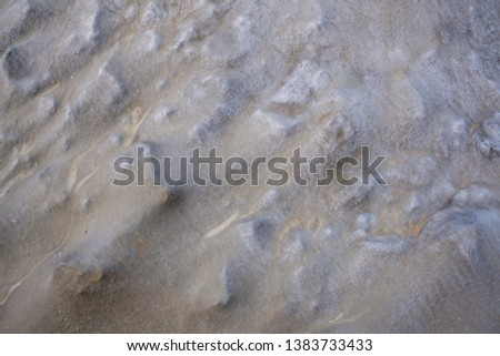Abstract pattern for background,green textured plaster.Texture to create walls, surfaces or wallpapers.Matte texture with irregularities and relief.Fragment of the wall surface with old relief. #1383733433